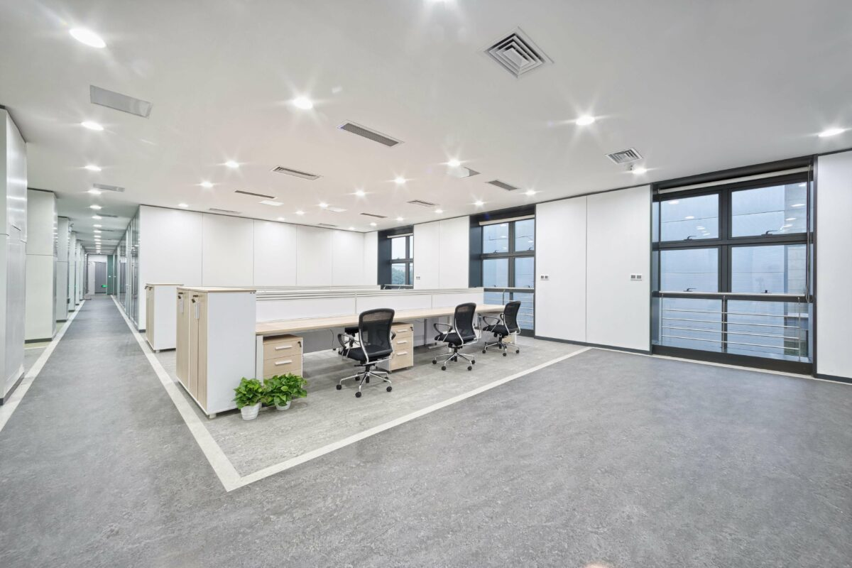 Office Cleaning - Nevada Building Services