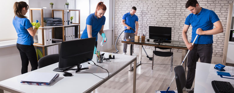 Why Every Business Should Hire a Professional Cleaning Company